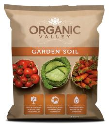 Organic Valley Garden Soil